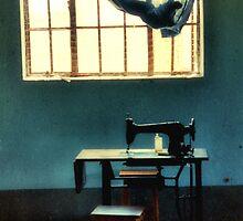 Abandon Ugandan Shoe Factory by Amy E. McCormick