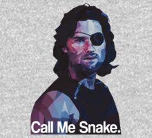 Call me snake. by agirlandherpug