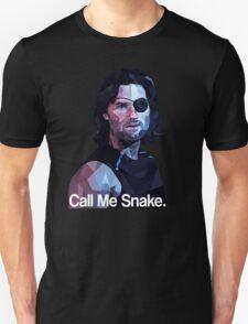 Call me snake. T-Shirt