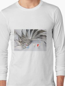 Chef And Forks Long Sleeve T-Shirt