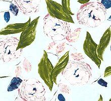 Early Spring Florals by BalgairStudios