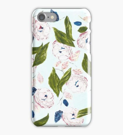 Early Spring Florals iPhone Case/Skin