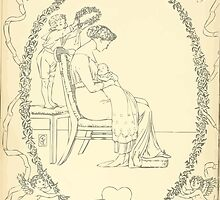 The Buckle My Shoe Picture Book by Walter Crane 1910 60 - Mid Plate by wetdryvac