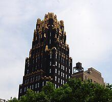 American Standard Building - NYC by John Schneider