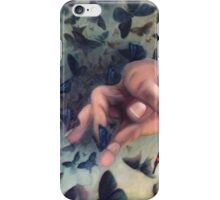 Dissolving Butterflies iPhone Case/Skin
