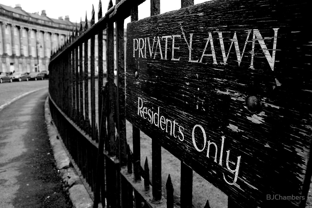 Gated Freedom by BJChambers