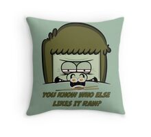 Sushi Anyone? Throw Pillow