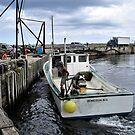 Fishboat by terrebo
