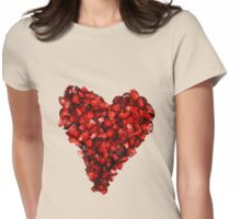 My sweet heart Womens Fitted T-Shirt