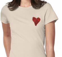 My sweet heart -2- Womens Fitted T-Shirt