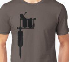 tattoo gun Unisex T-Shirt
