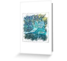 The Atlas of Dreams - Color Plate 173 Greeting Card