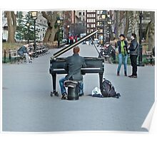 SUNDAY IN THE PARK Poster
