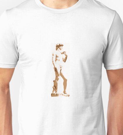 Statue of David Unisex T-Shirt