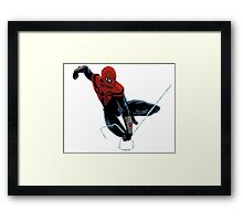 Superior Spider-Man Framed Print