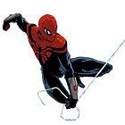 Superior Spider-Man by StrawberryMo