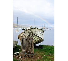 Dinghy Charm Photographic Print