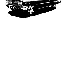1963 Ford Galaxie 500 Convertible by garts