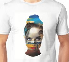 Dali Delevingne Unisex T-Shirt