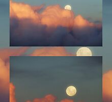 """Full Moon Rising"" by debsphotos"