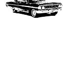 1964 Ford Galaxie 2 by garts