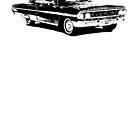 1964 Ford Galaxie 2 by garts