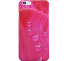 Graffiti after the rain iPhone Case/Skin
