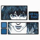 in blue rooms by satterflOw