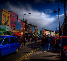 Colourific Camden Town by Danger80