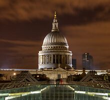 St Paul's Cathedral by Danger80