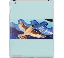 Fly Free iPad Case/Skin