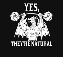 Ancient Swole'd Dragon - Yes, They're Natural T-Shirt