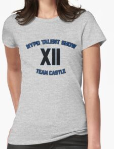 NYPD Talent Show Womens Fitted T-Shirt
