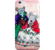 Mr and Mrs Mouse iPhone Case/Skin