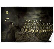Reaper Platoon Poster