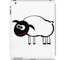 Cartoon Sheep iPad Case/Skin