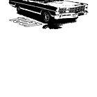 1967 Ford Galaxie 2 by garts