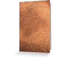 Red Dirt N Dust Greeting Card