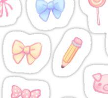 Pastel Set 1 Sticker