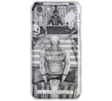 The difference iPhone Case/Skin