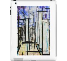 1998 Abstract composition iPad Case/Skin