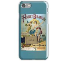 Italy Vintage iPhone Case/Skin