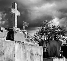 Cemetery - Moca, PR by joeschmoe96