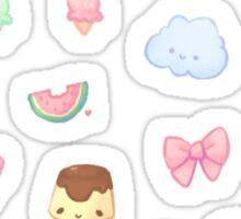 Cute Pastel Set 2 Sticker