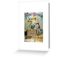 Branca F. Greeting Card