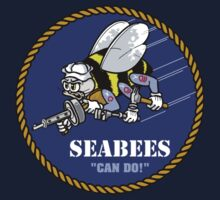 US NAVY SEABEES CAN DO! by colormecolorado