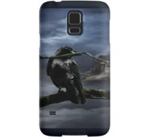 "Quoth The Raven, ""Nevermore"" Samsung Galaxy Case/Skin"