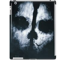 CALL of duty Ghosts edition iPad Case/Skin