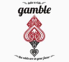 Gamble Kids Tee