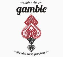 Gamble One Piece - Short Sleeve